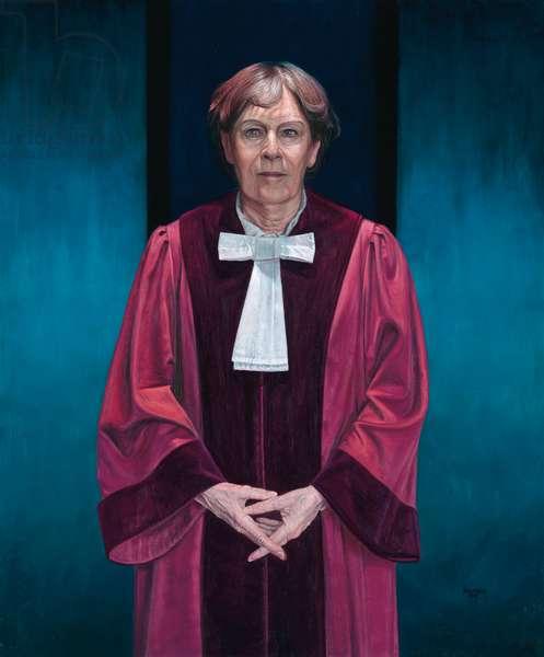 Portrait of Judge Marion Eckert