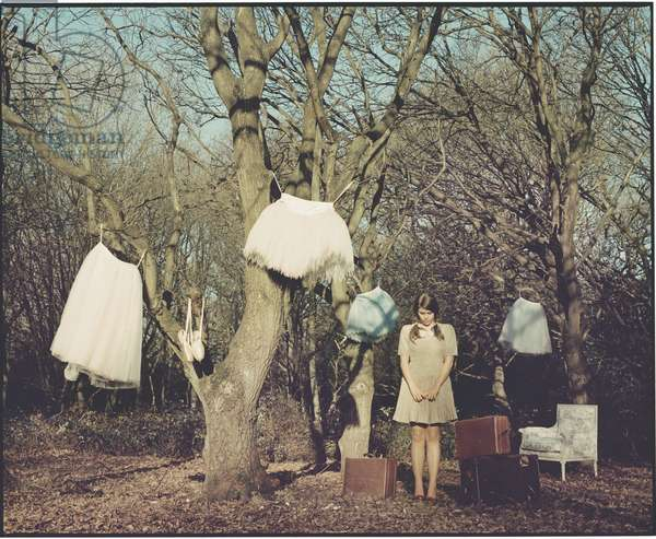Carrie and the Tutus, 2012, (photography)