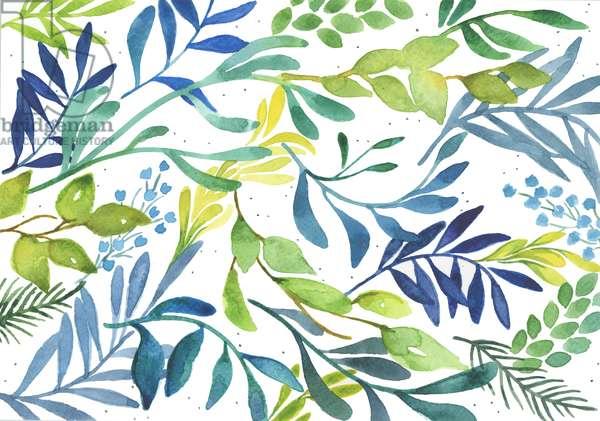 Foliage Medley