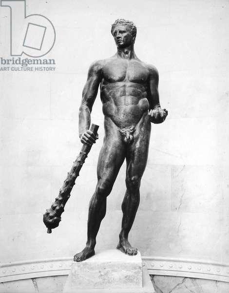 Hercules (bronze)