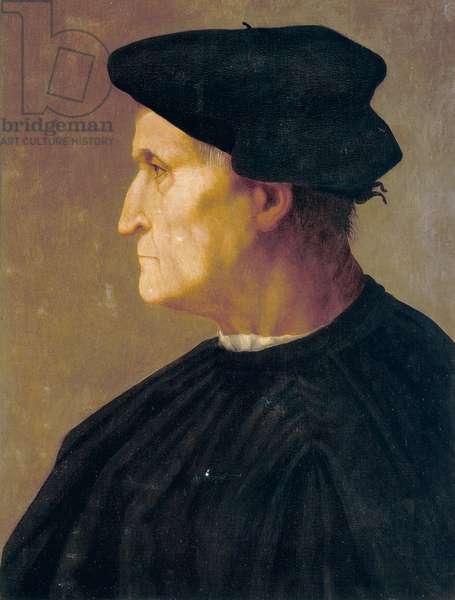 Portrait of Francesco di Castiglione