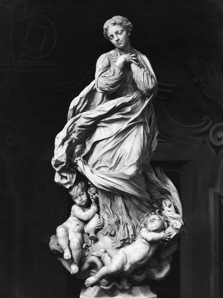 Immaculate Conception, c.1665
