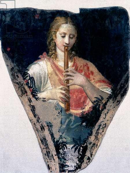 Figures of musicians