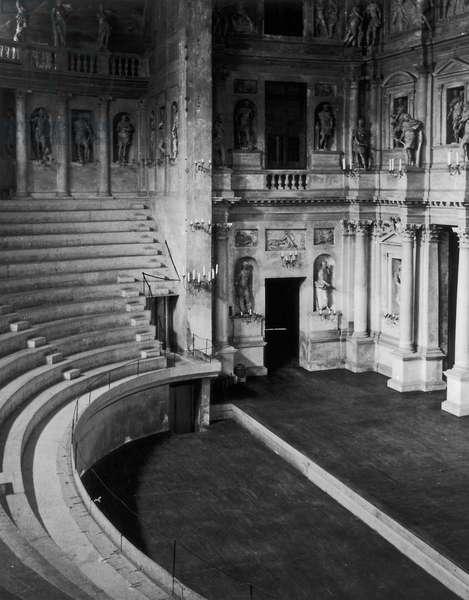 The Teatro Olimpico (