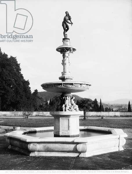Fountain of Veunus/Fiorenza-Villa la Petraia, Castello