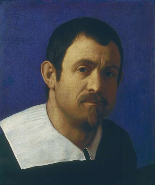 Self Portrait, 1630-45 (oil on canvas)