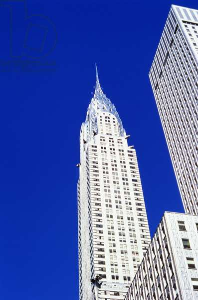 Chrysler Building, 2000 (photo)