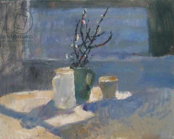 Sharp Light, 2003 (oil on canvas)