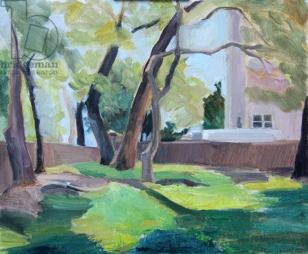 Urban Landscape, 2015, (oil on canvas)