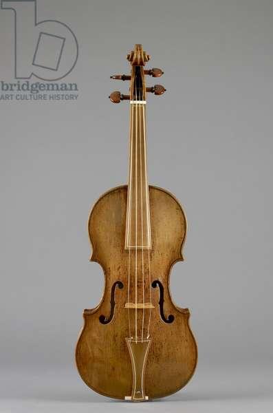 Violin ('Charles IX') 1564 (pine, maple & ivory)