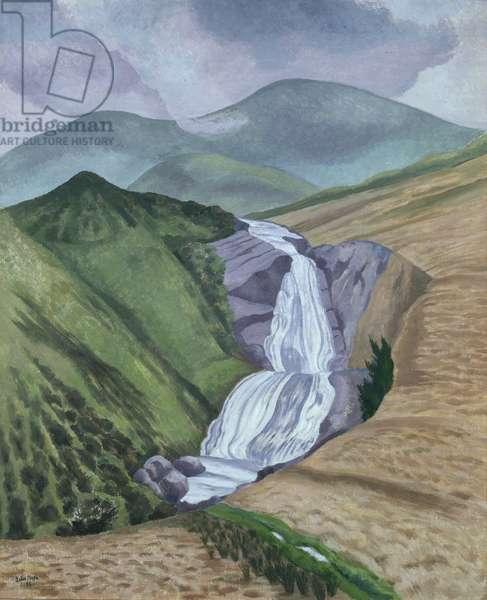 Skye, 1974 (oil on canvas)