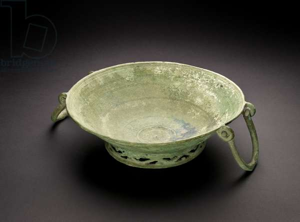 Bronze bowl (copper alloy)