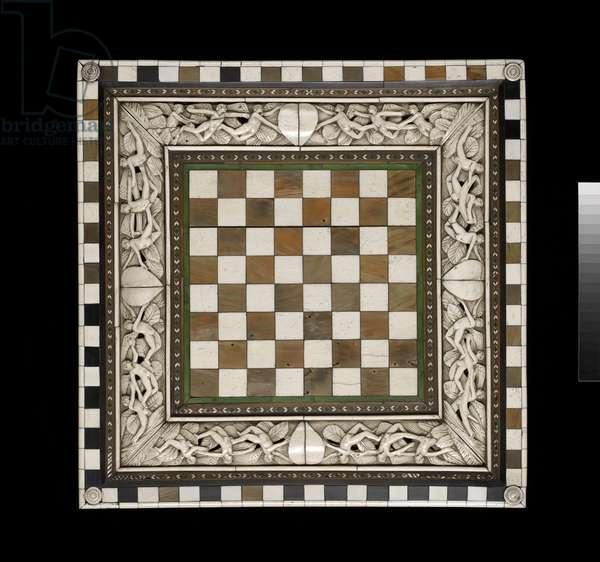 Games Board, 1426 - 1450 (bone, horn and wood)