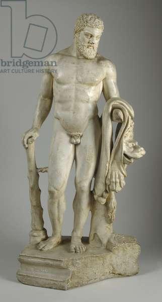 Cast of Herakles Marotti, Rome, original dated 2nd century AD (plaster)