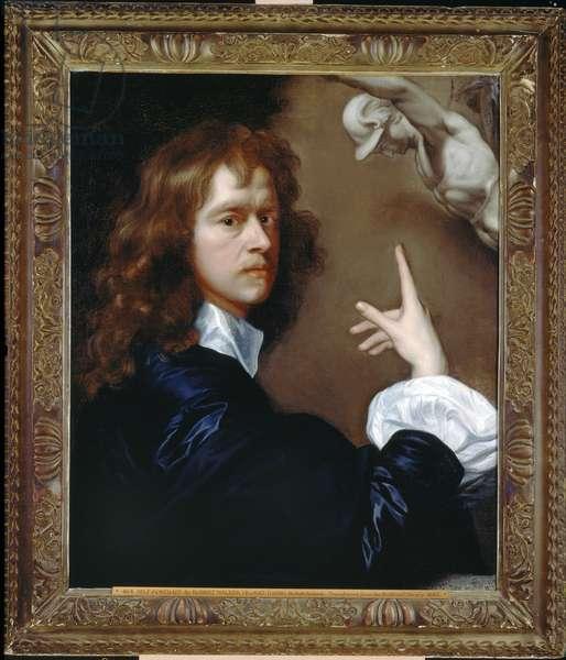 Self Portrait, c.1640-1650 (oil on canvas)