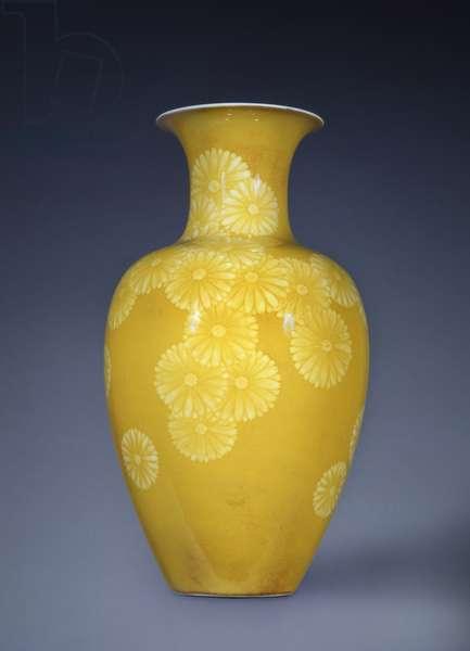 Vase, c.1895 (porcelain)