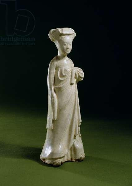 Tomb figure (ceramic)
