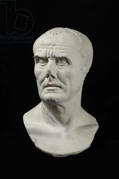 Cast of Marius, original dated late 1st century BC (plaster)