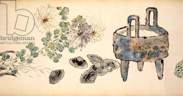 Still life (ink on paper)