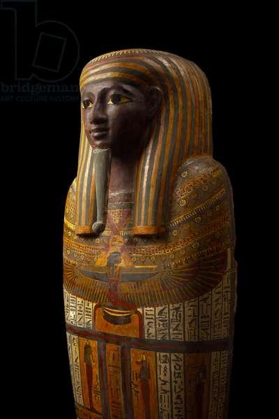 Djeddjehutefankh mummy (wood)
