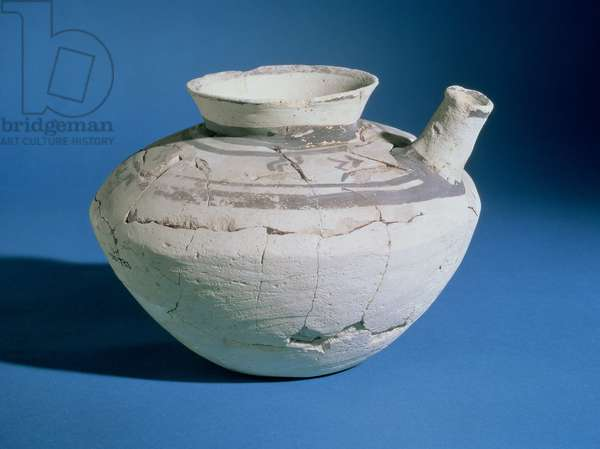 Vessel from Al Ubaid, Iraq c.2500 BC (pottery)