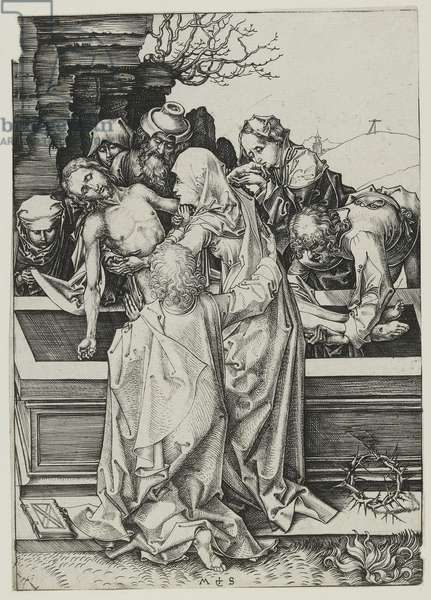 The Entombment (engraving)