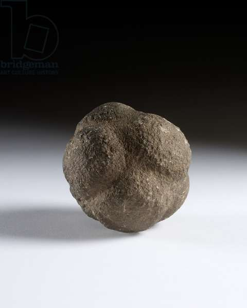 Carved Ball, Late Neolithic, Scotland, c.3750-2000 BC (stone)