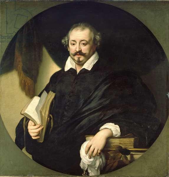 Portrait of Guilio Strozzi, 1625 (oil on canvas)