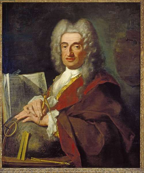 Luca Carlevarijs, c.1724 (oil on canvas)