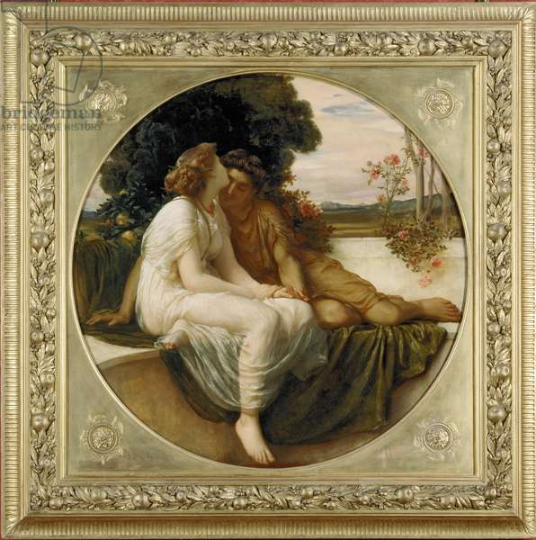 Acme and Septimius, c.1868 (oil on canvas)
