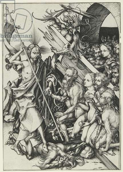 Christ in Limbo (engraving)