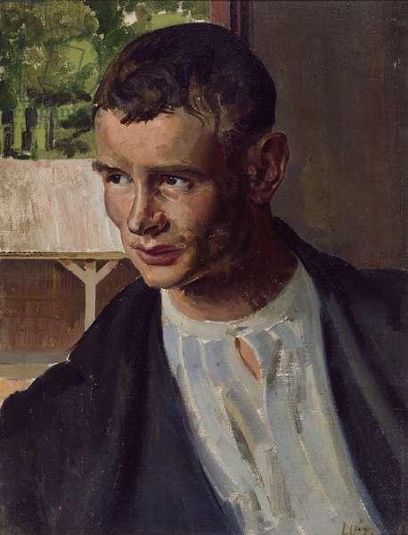 Charles Ashdown, 1922 (oil on canvas)
