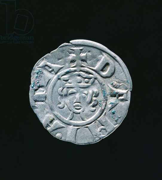 Coin of John of Brienne (c.1170-1237)
