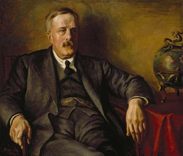 Frank Hindley Smith (1863-1939), 1923 (oil on canvas)
