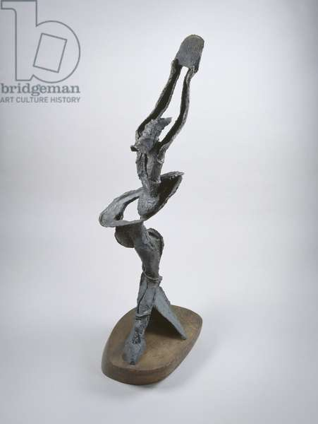Moses Transcendent, 1961 (bronze)