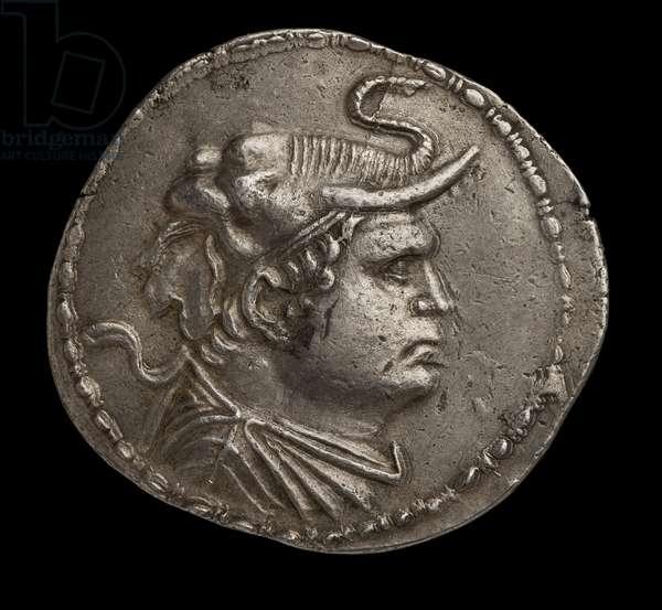 Indo-Greek Coin (silver)