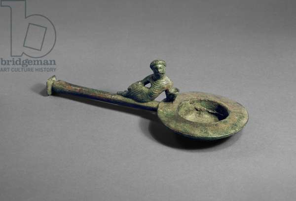 Bronze Age censer (bronze)