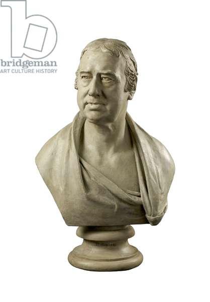Bust of Thomas Dundas, 1st Baron Dundas of Aske (1741-1820), 1819 - 1820 (plaster)