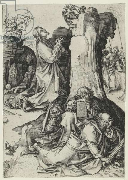 The Agony in the Garden (engraving)