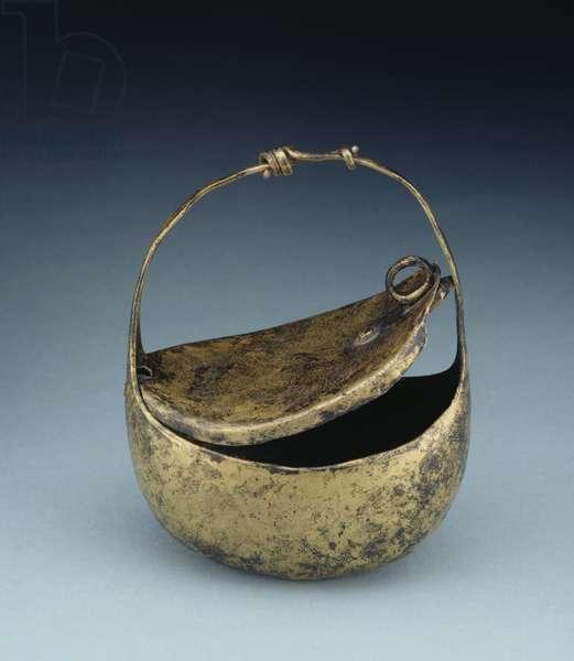 Arm purse (bronze)