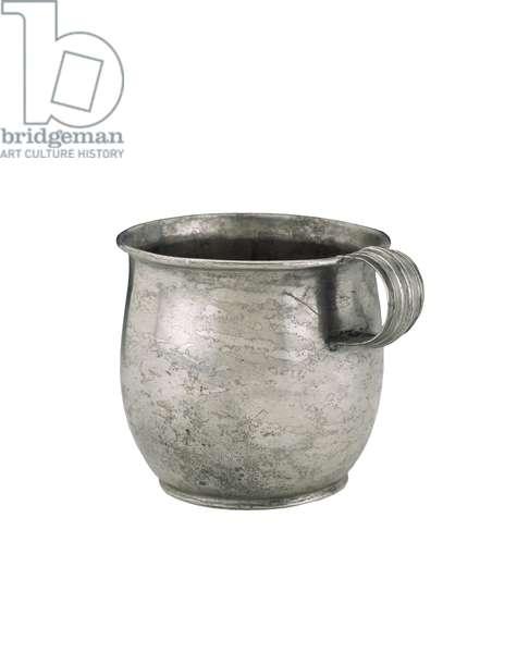 Mug, from a grave at Dalboki, Bulgaria (silver)