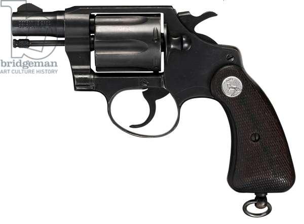 Revolver, c.1956 (photo)