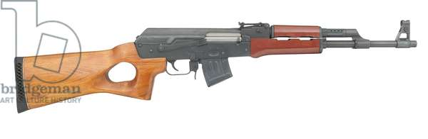 Centrefire self loading rifle, 1988 (photo)