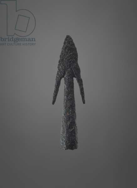 Arrow head, English, 11th to 15th centuries (metal)
