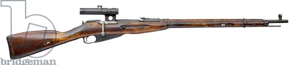 Sniper rifle, 1944 (photo)
