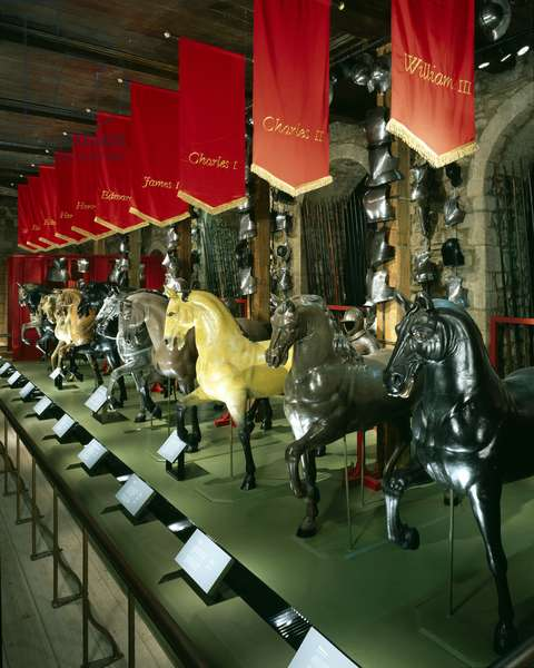 The Line of Kings in the White Tower (photo)