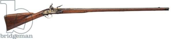 Sporting gun, 1770 (photo)