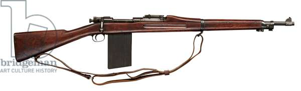 Rifle,  (photo)