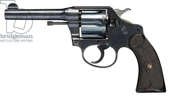 Revolver, c.1922 (photo)