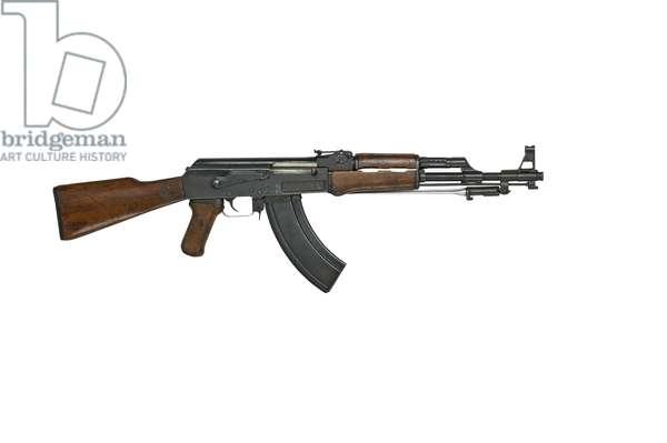 Type 56 assault rifle, late 20th century (plastic & metal)